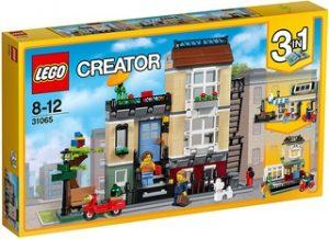 Apartamento Urbano de Lego