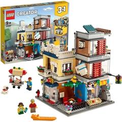Tienda de Mascotas y Cafetería - Lego