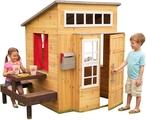 Casa de jardín moderna de madera para niños