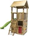 Parque Infantil Canigo con caseta en formato Duplex