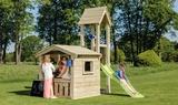 Parque Infantil con Torre