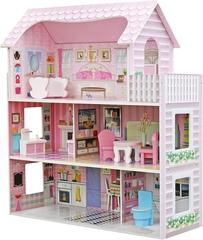 Star Ibaby- Casa de Muñecas con Familia y Mobiliario