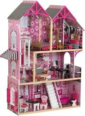KidKraft - Casa de muñecas de madera