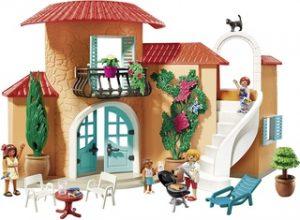 Casas de Playmobil