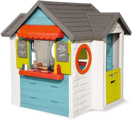 Smoby Casita Infantil Chef House
