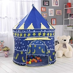 Castillo Tienda Infantil Plegable para niños y niñas