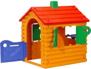 Casita barata The Hut Multicolor