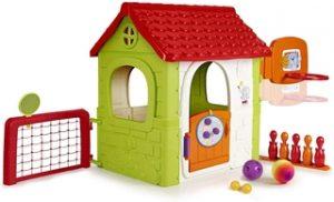 Casa Infantil barata Activity House 6 en 1