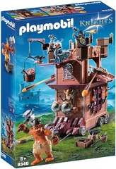 Fortaleza Móvil Enanos de Playmobil