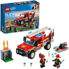 Camión de Bomberos de Lego