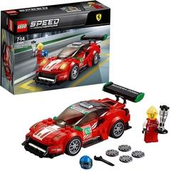 "Ferrari 488 GT3 ""Scuderia Corsa"" de Lego"
