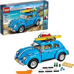 Volkswagen Beetle - Coche Escarabajo de Lego