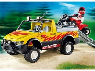 Coche Pick-up de Playmobil