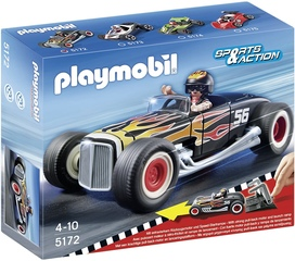 Coche de Racing de Playmobil