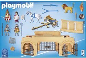Coliseo Romano de Playmobil