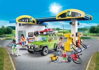 Gasolinera de Playmobil