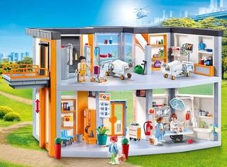 Gran Hospital de Playmobil