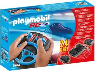 Mando a distancia para los camiones de Bomberos - Playmobil