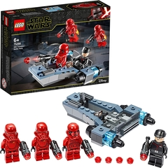 Pack de Combate Soldados Sith con 4 Minifiguras - Lego Star Wars