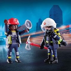 Pack Figuras de Bomberos – Playmobil