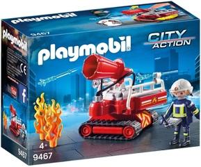 Robot de Extinción de incencios - Playmobil