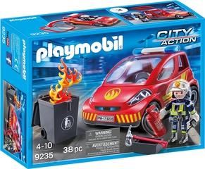 Coche de Bomberos - Playmobil