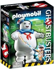 Muñeco Marshmallow de Playmobil Cazafantasmas