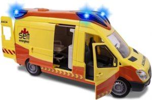 Ambulancia con luz y sonido - Playmobil