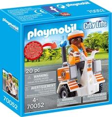 Patinete de Rescate - Playmobil