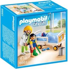 Doctor con niño - Playmobil