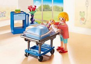 Sala de Maternidad - Playmobil