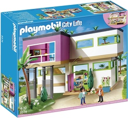 Mansión Moderna - Playmobil