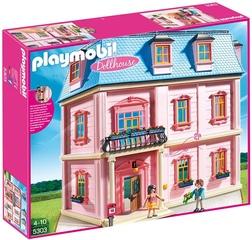 Casa de muñecas romántica - Playmobil