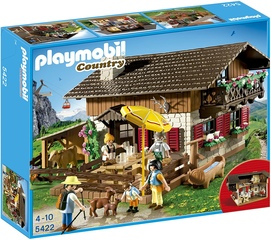 Casa de los Alpes - Playmobil