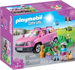 Coche Familiar con Parking - Playmobil