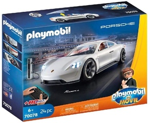 Porsche Mission E y Rex Dashe - Playmobil