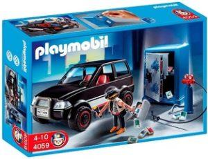 Coche del Ladron - Playmobil