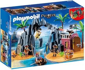 Isla del Tesoro Pirata - Playmobil
