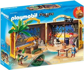 Fortaleza Pirata - Playmobil