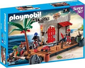 Fuerte Pirata - Playmobil