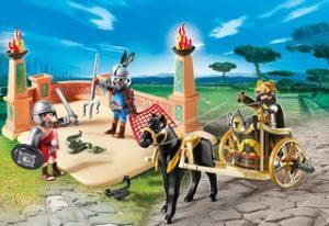 Set de Gladiadores de Playmobil