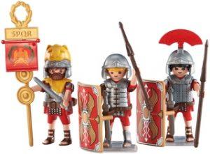 Set de Soldados Romanos de Playmobil