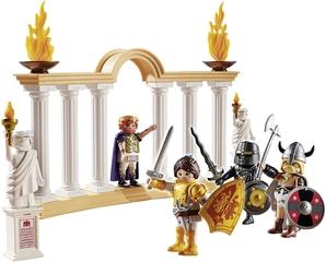 Templo del Emperador Máximo de Playmobil