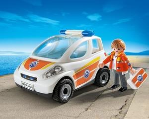 Vehículo de Emergencia - Playmobil