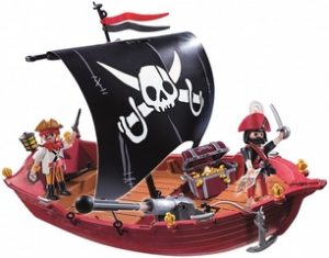 barcos pirata - Playmobil